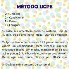 Método UCPE   Umectação