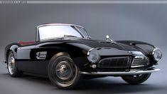 1959 BMW 507 by nancorocks on deviantART