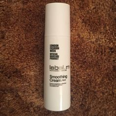Smoothing hair cream Label. M professional hair care. Only used once for trial. Label. M Other