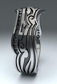 Wedding Rings Pictures: men's unusual wedding rings