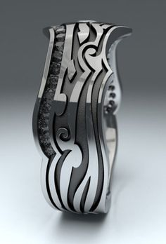 unique tribal mens ring side.jpg (271×400)