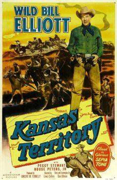 Wild Bill Movie   Wild Bill Elliott: In Glorious Sepia Tone