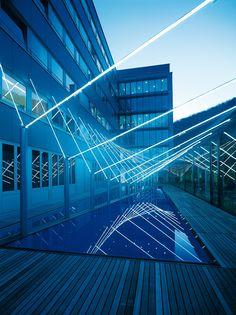 Christian Herdeg Lichtstruktur, 2000