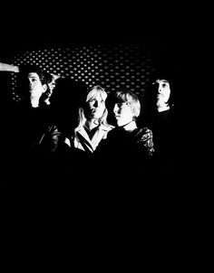 © Billy Name / The Velvet Underground: Lou Reed, John Cale, Nico, Moe Tucker, and Sterling Morrison at the Factory, 1967