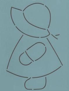 """Sue 5"""" - The Stencil Company"""