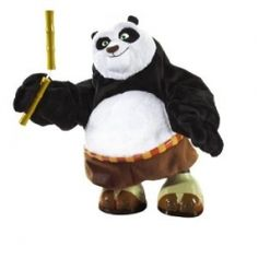 Yes, I have a collection of plush toys and certainly enjoyed picking out Kung Fu Panda characters to add to my collection. Po, of course, was...