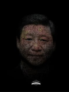 china1 650x868 String portraits illustrations by Neil Duerden