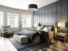 Eclectic Bedroom Design Ideas for a Modern Home
