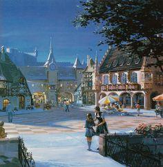 GERMANY at EPCOT - Walt Disney World Sleeping in Walt Disney World: http://holipal.com/hotels/