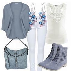 Freizeit Outfits: Dagi bei FrauenOutfits.de