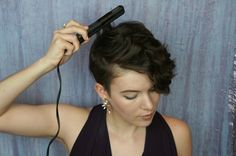 4 Short Hairstyles For Prom that Prove Pixie Cuts Can Be Extremely Glam | Bustle