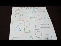 Shapes️◾ Tambola Game For Kitty Party - YouTube