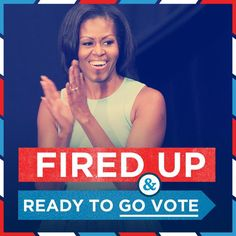 Election Day is here and it's time to go re-elect our President: http://OFA.BO/xWr5Xi,