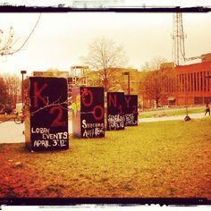 Spotted: George Mason University