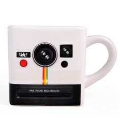 Caneca - Polaroid