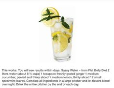 You Will See Results With This drink Within Days  #Health #Fitness #Trusper #Tip