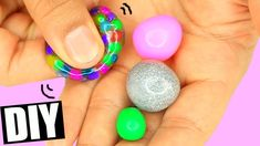 DIY HOW To Make Mini Stress Balls! 4 Different Types of Stress balls! Or...