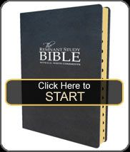 The Remnant Study Bible with E.G. White Comments - New King James Version
