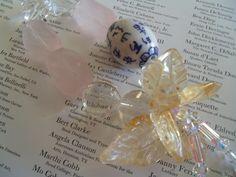 porcelain & rose quartz details