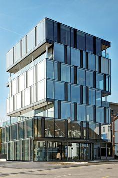 Cattaneo in Zurich, Switzerland by Holzer Kobler Architekturen