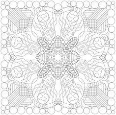 PatternSpot.com - whole cloth idea