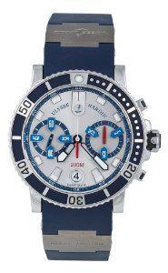 Ulysse Nardin Men's 8003-102-3/91 Maxi Marine Watch