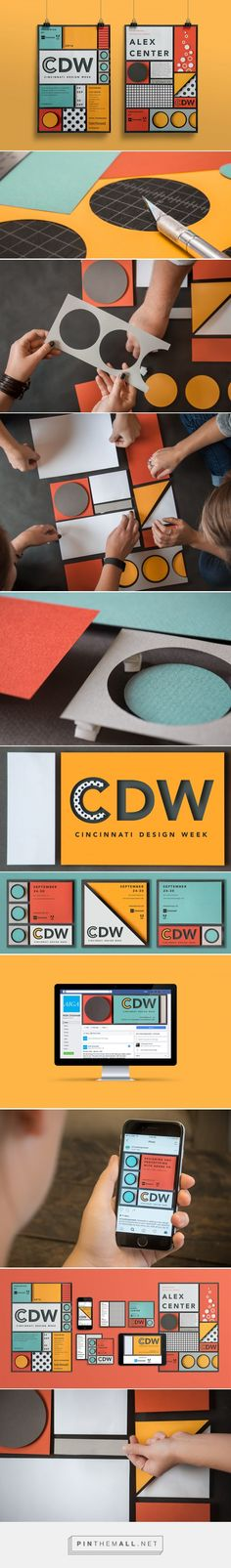 AIGA Cincinnati Design Week on Behance... - a grouped images picture - Pin Them All