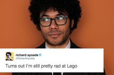 21 Times Richard Ayoade Was Actually Hilarious On Twitter