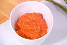 Roasted Red Pepper Dip Recipe | Ellie Krieger | Food Network