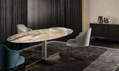 Tables de repas   Tables   Catlin Dining Tables   Minotti. Check it out on Architonic