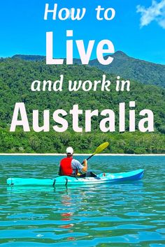 How to Live and Work in Australia - visit our blog!