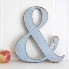 create your own letters and symbols using cardboard (cereal boxes, tape, and paint)