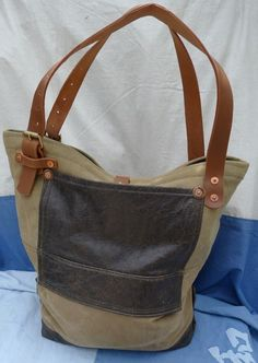 Horse and Anchor: handmade bags and accessories www.horseandanchor.com