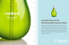 even though its liquid soap - love method products and the simplicity
