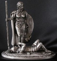 boudicca | Boudicca, Queen of the Iceni, Legendary Celts 90mm scale miniatures ...