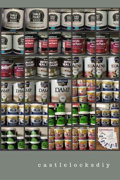 #paint #filler #diy #painting #castlelocksdiy