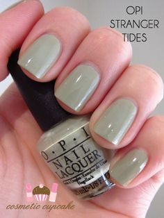 OPI Stranger Tides from the Pirates of the Carribean collection- used 1x- $7 shipped