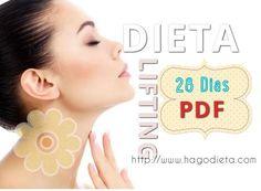 La Dieta Lifting promete rejuvenecer interna y externamente especialmente en la parte facial.  En 28 dias puede lograr obtener un cuerpo nuevo, segun el creador de la Dieta Lifting.