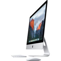"Apple 27"" iMac with Retina 5K Display (Late 2015) MK472LL/A"