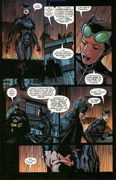 Batman and Catwoman in Detective Comics #800