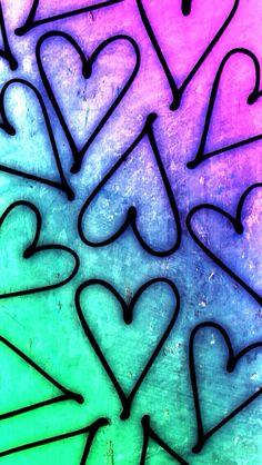 Alone - My Wallpapers Cocoppa Wallpaper, Neon Wallpaper, Wallpaper For Your Phone, Heart Wallpaper, Cellphone Wallpaper, Wallpaper Iphone Cute, Screen Wallpaper, Pattern Wallpaper, Iphone Wallpapers