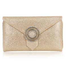 gold glitter Lyon, Gold Glitter, Continental Wallet, Bags, Fashion, Schmuck, Handbags, Moda, Fashion Styles