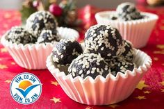 Švestkovo makové kuličky Muffin, Tasty, Breakfast, Food, Morning Coffee, Eten, Cupcakes, Muffins, Meals