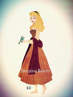 Briar Rose, Aurora Sleeping Beauty, Disney Princess, Disney Characters, Princesses, Gaming, Design, Movie, Play