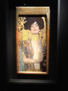 Gustav Klimt, Giuditta, Venezia Museo Correr fino all'8 luglio 2012