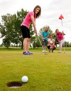 Secrets of the Confident Businesswoman Golfer