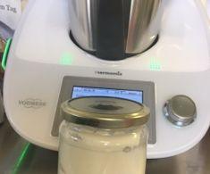Cashew-Joghurt vegan nur 2 Zutaten + schnell! <3
