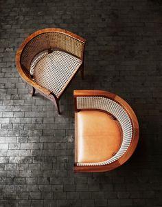Carl Hansen & Søn - KK96620 | Faaborg Chair - Designed by Kaare Klint - http://www.carlhansen.com