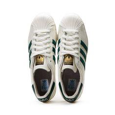 Adidas Superstar 80's DLX Vintage White Collegiate