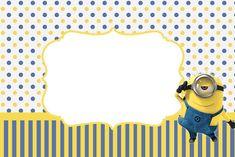 Fazendo a Minha Festa!: Minions (Meu Malvado Favorito 2) - Kit Completo com molduras para convites, rótulos para guloseimas, lembrancinhas e...